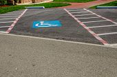 Christmas Handicap Parking