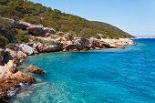 Aegean Coast Near Bodrum, Turkey