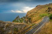 Sicilian coastal roads