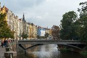 Streets Of Prague.