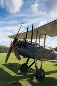 Vintage Raf Be2C British Aircraft