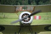 Vintage 1916 Sopwith Pup British Fighter
