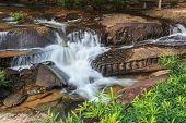 Kbal Spean waterfall at Siem Reap Cambodia
