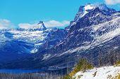 Glacier National Park, Montana.Winter.