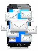 Mobile communication concept.
