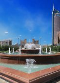 Urban Landscape. Astana. Kazakhstan.