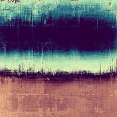 Rough grunge texture. With different color patterns: gray; blue; purple (violet); brown