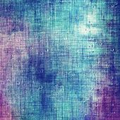 Abstract grunge background or old texture. With different color patterns: purple (violet); blue; pink