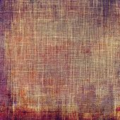 Old background with delicate abstract texture. With different color patterns: gray; purple (violet); orange; brown; yellow