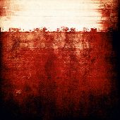 Grunge old texture as abstract background. With different color patterns: white; orange; red; brown