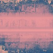 Old background with delicate abstract texture. With different color patterns: gray; blue; purple (violet)