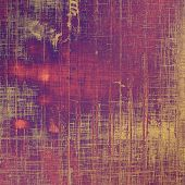 Highly detailed grunge texture or background. With different color patterns: gray; purple (violet); brown; yellow