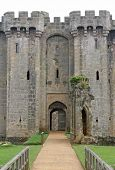 English Castle In England, Great Britain