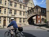Oxford University, Bridge Of Sighs
