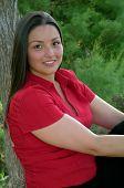 Ruth_Red Shirt