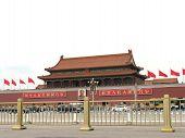 Beautiful China, Tianmen Square