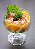 Cocktail With Prawns