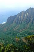Costa de na Pali - Kauai, Hawaii
