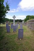 Sailors Graves At Bonamarghy Friary