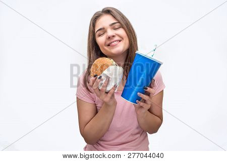 Cheerful And Happy Young Woman