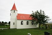 Simple Icelandic Church