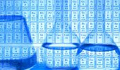 Laboratory glassware, Chemical formulas