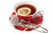 Tea With Tea Infuser