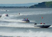 British Waterski Racing Weston-s-Mare