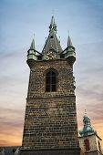 Indrizhskaya Tower