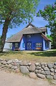 House with thatched Roof,Mecklenburg