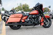 Harley Davidson Street Glide 103