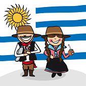 Welcome To Uruguay People