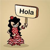Hello From Spain  People Design