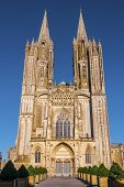 Cathedral Notre Dame Coutances Normandy