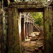 Angkor Wat complex, Siem reap,Cambodia