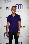 LOS ANGELES - JUL 1:  Ronnie Kroell arrives at the Friend Movement Anti-Bullying Benefit Concert at