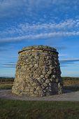 Culloden Battlefield Memorial Cairn