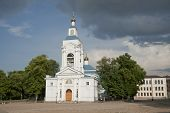 Cathedral in Vyborg