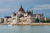 Orszaghaz, Hungarian Parliament, Budapest