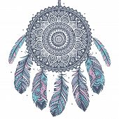 Etnische Dream catcher