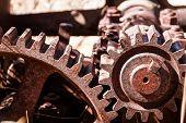 Heavy industrial gears