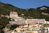 Moorish Castle In Gibraltar