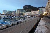 Ocean Village Marina In Gibraltar