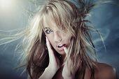 Windy Beauty