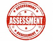 Assessment-stamp