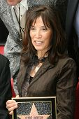 Olivia Harrison at the ceremony posthumously honoring George Harrison with a star on the Hollywood Walk of Fame. Vine Boulevard, Hollywood, CA. 04-14-09