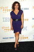 Justina Machado at the 20th Annual GLAAD Media Awards. Nokia Theatre, Los Angeles, CA. 04-18-09