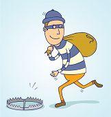 Thief Trap