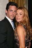 Adam Kaufman and Poppy Montgomery  at the Natural Resources Defense Council's 20th Anniversary Celeb