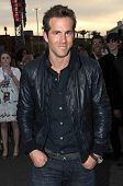 Ryan Reynolds  at the United States Premiere of 'X-Men Origins Wolverine'. Harkins Theatres, Tempe,